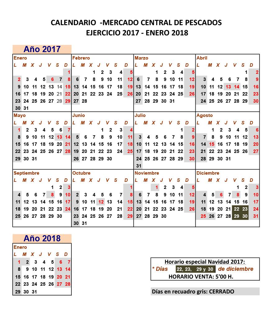 calendariopescado